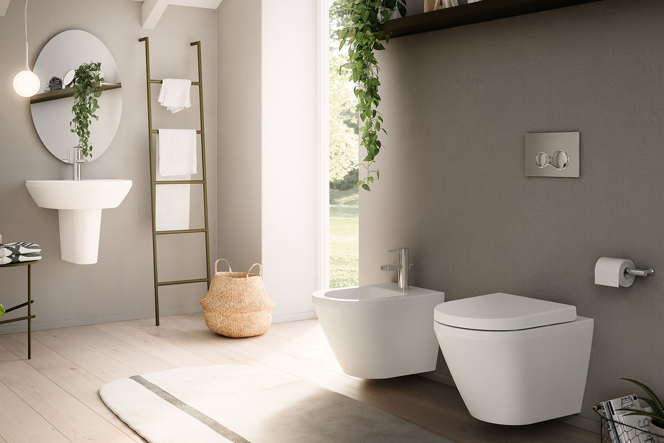 Aesthetic and comfortable designs from VitrA | VitrA UK