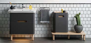 VitrA Sento bathroom vanity unit and furniture