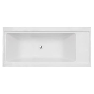 Pure Rectangular/Double Ended Bathtub
