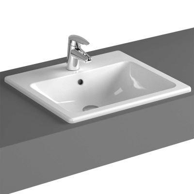 S20 Square Countertop Basin