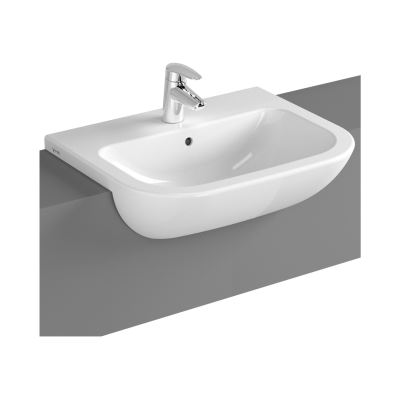 S20 Semi-Recessed Basin