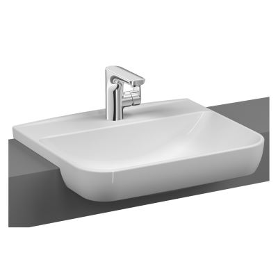 Sento Semi-Recessed Washbasin