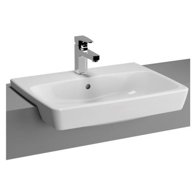 M-Line Semi-Recessed Washbasin