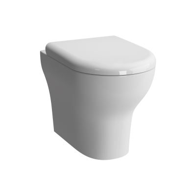 Zentrum Back-to-Wall WC Pan