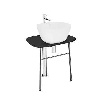 Plural Free-Standing Washbasin Unit