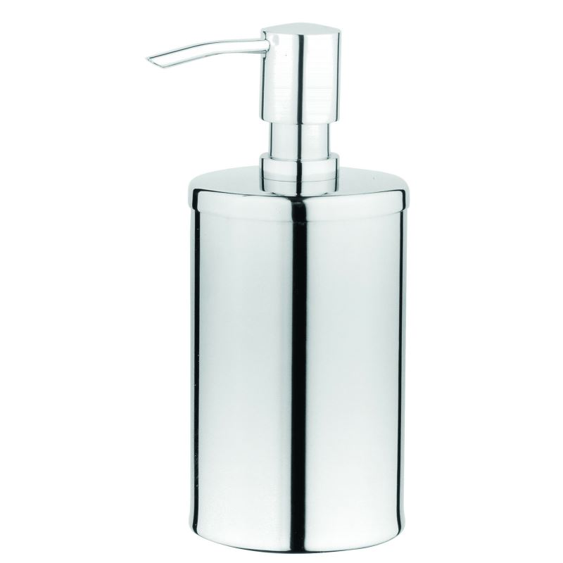 Arkitekta Liquid Soap Dispenser Wall-Mounted, Chrome