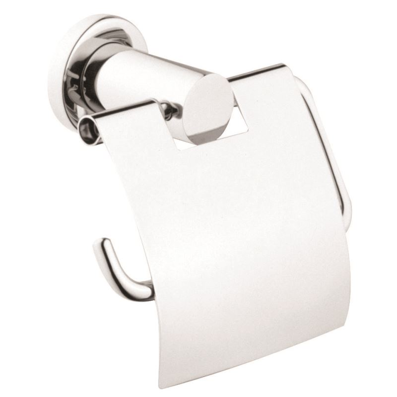Ilia Toilet Roll Holder (with Cover)