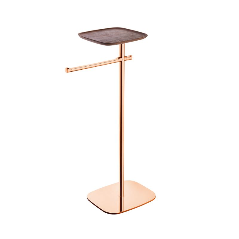 Eternity Free-standing Accessory Set Copper
