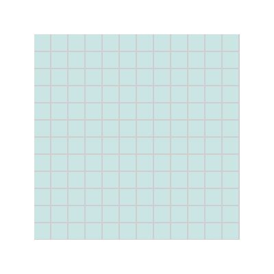 2.5x2.5 Pro Color RAL 2008020 Cyan Mosaic Glossy