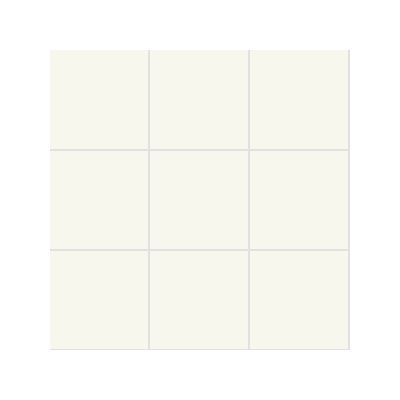 10x10 Pro Color RAL 0809005 Cream Mosaic Glossy