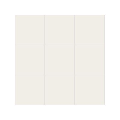 10x10 Pro Color RAL 1009005 Ultra White Mosaic Glossy