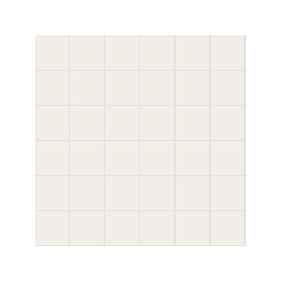 5x5 Pro Color RAL 1009005 Ultra White Mosaic Glossy