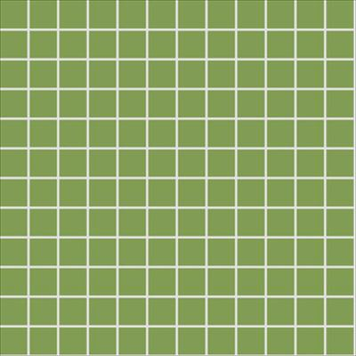 2.5x2.5 Pro Color RAL 1105050 Green Mosaic Glossy