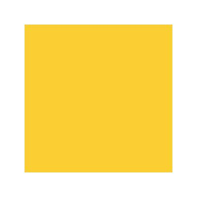 15x15 Pro Color RAL 1018 Yellow Tile Glossy