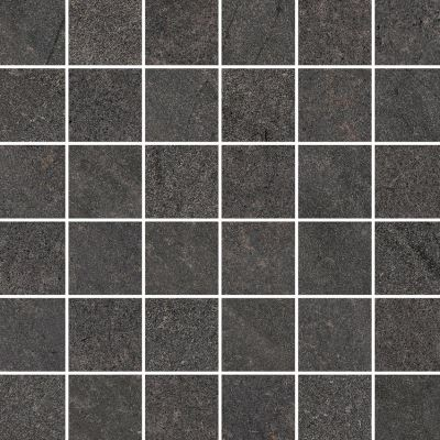 5x5 Cardostone Anthracite Cut Border Matt 7Rec
