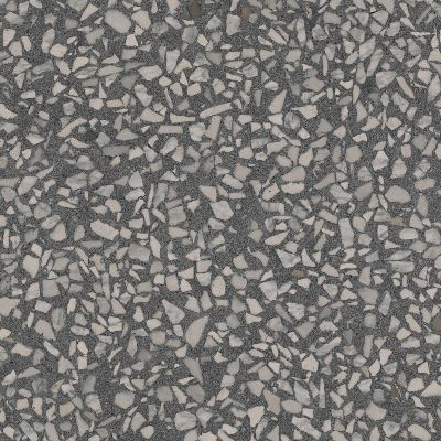 60x60 Cementmix Basic Tile Flake Dark Grey R10A